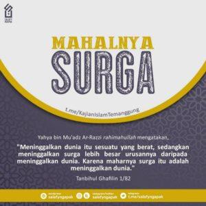 Poster Dakwah Salafy Ngapak 1001