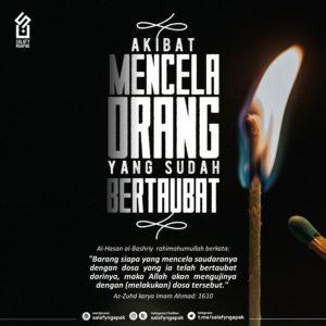 Poster Dakwah Salafy Ngapak 1005