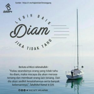 Poster Dakwah Salafy Ngapak 1021