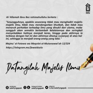 Poster Dakwah Salafy Ngapak 1024