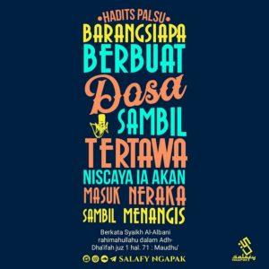 Poster Dakwah Salafy Ngapak 1026