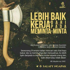 Poster Dakwah Salafy Ngapak 105