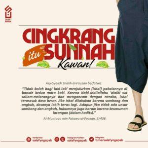 Poster Dakwah Salafy Ngapak 1077