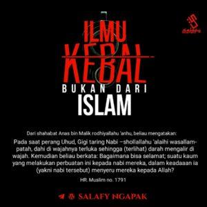 Poster Dakwah Salafy Ngapak 1079
