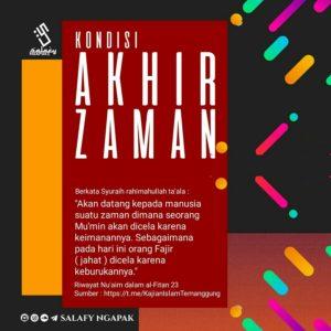 Poster Dakwah Salafy Ngapak 1080