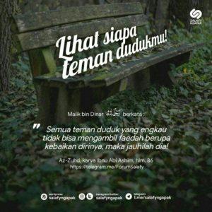 Poster Dakwah Salafy Ngapak 110
