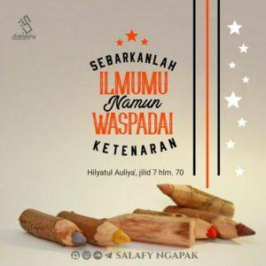 Poster Dakwah Salafy Ngapak 1104