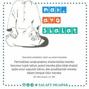 Poster Dakwah Salafy Ngapak 1122