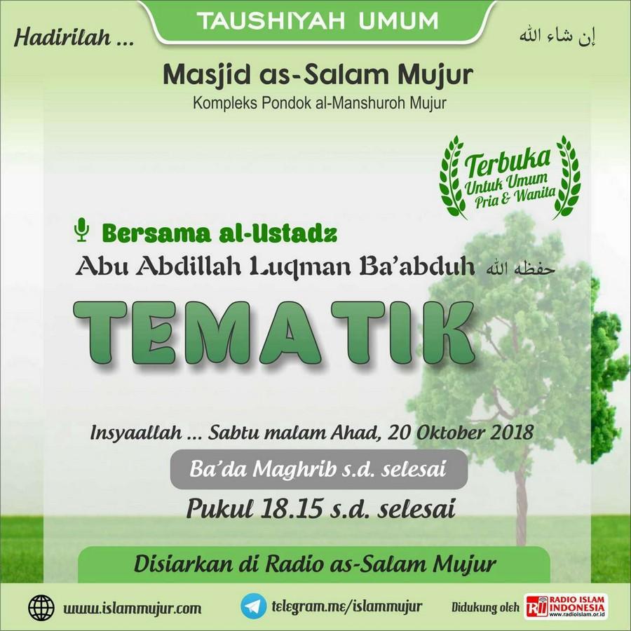 Poster Dakwah Salafy Ngapak 1153