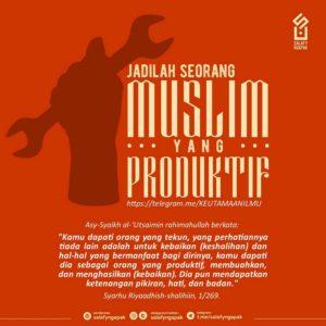 Poster Dakwah Salafy Ngapak 1158