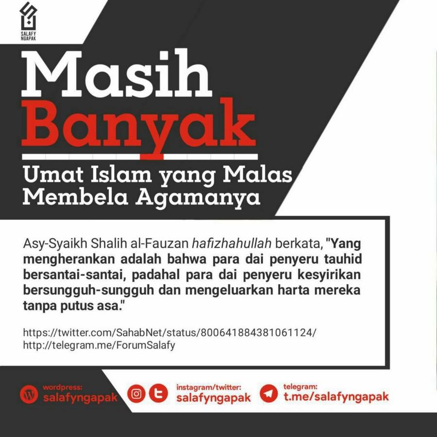 Poster Dakwah Salafy Ngapak 1170