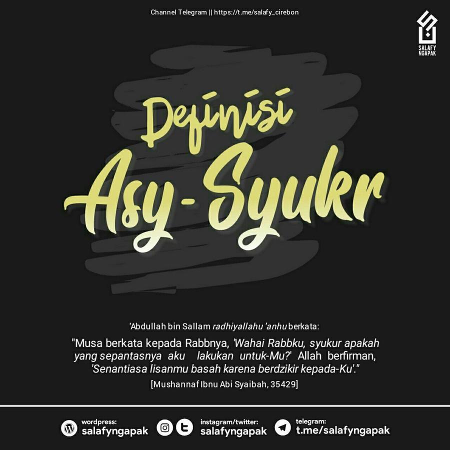 Poster Dakwah Salafy Ngapak 1173