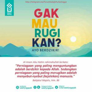 Poster Dakwah Salafy Ngapak 1184