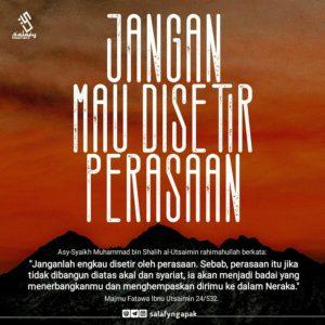 Poster Dakwah Salafy Ngapak 12