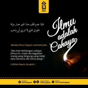 Poster Dakwah Salafy Ngapak 1318