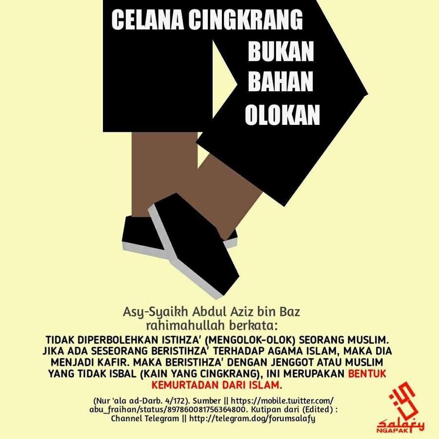 Poster Dakwah Salafy Ngapak 1327