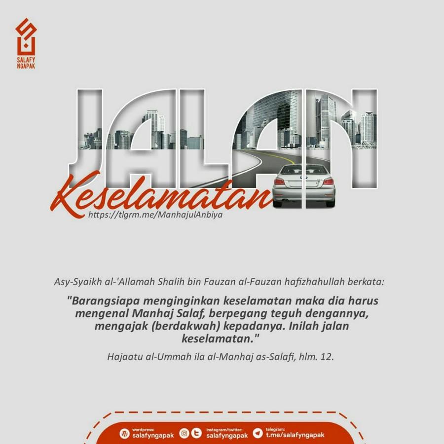 Poster Dakwah Salafy Ngapak 1342