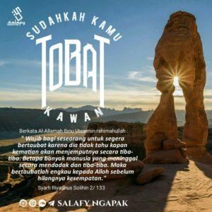 Poster Dakwah Salafy Ngapak 137
