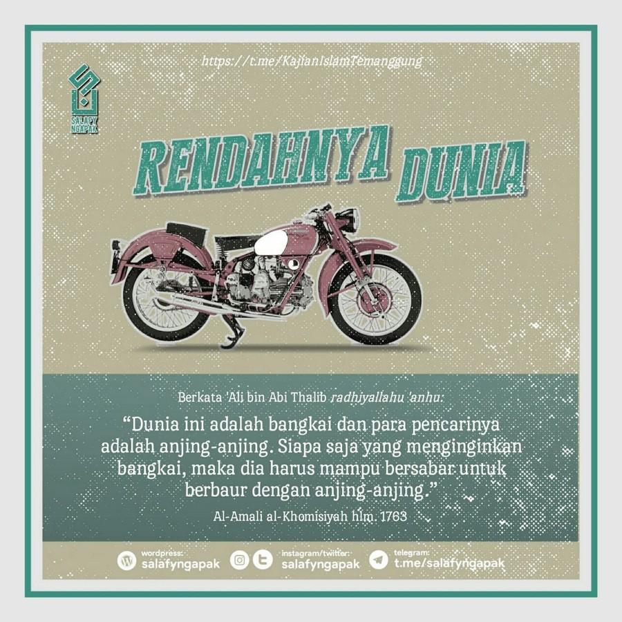 Poster Dakwah Salafy Ngapak 138