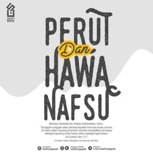 Poster Dakwah Salafy Ngapak 1394