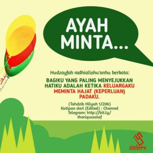 Poster Dakwah Salafy Ngapak 1400