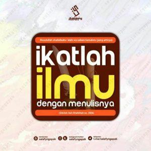 Poster Dakwah Salafy Ngapak 1405