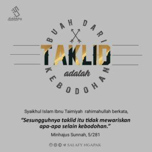 Poster Dakwah Salafy Ngapak 1407