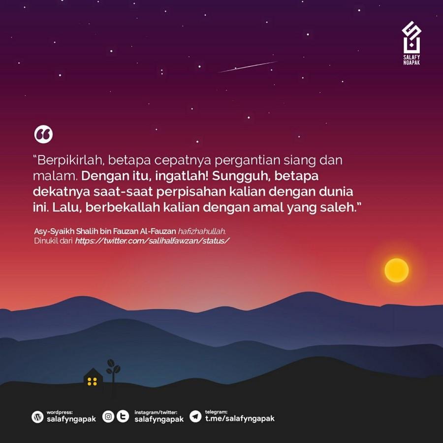 Poster Dakwah Salafy Ngapak 1411