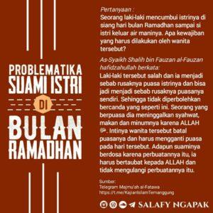 Poster Dakwah Salafy Ngapak 142