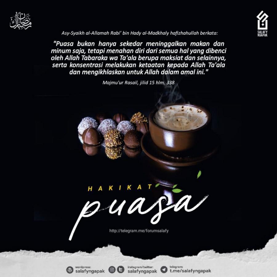 Poster Dakwah Salafy Ngapak 1426