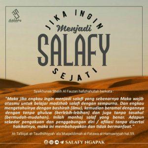 Poster Dakwah Salafy Ngapak 143