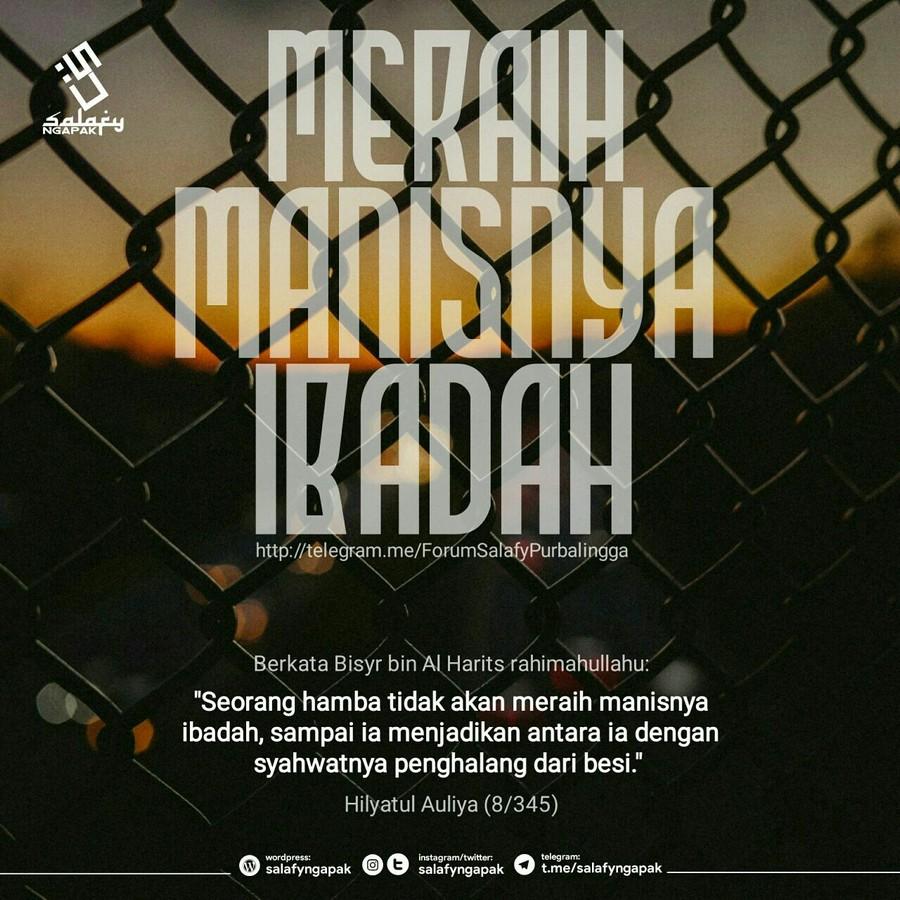 Poster Dakwah Salafy Ngapak 158