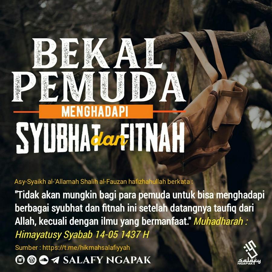 Poster Dakwah Salafy Ngapak 162