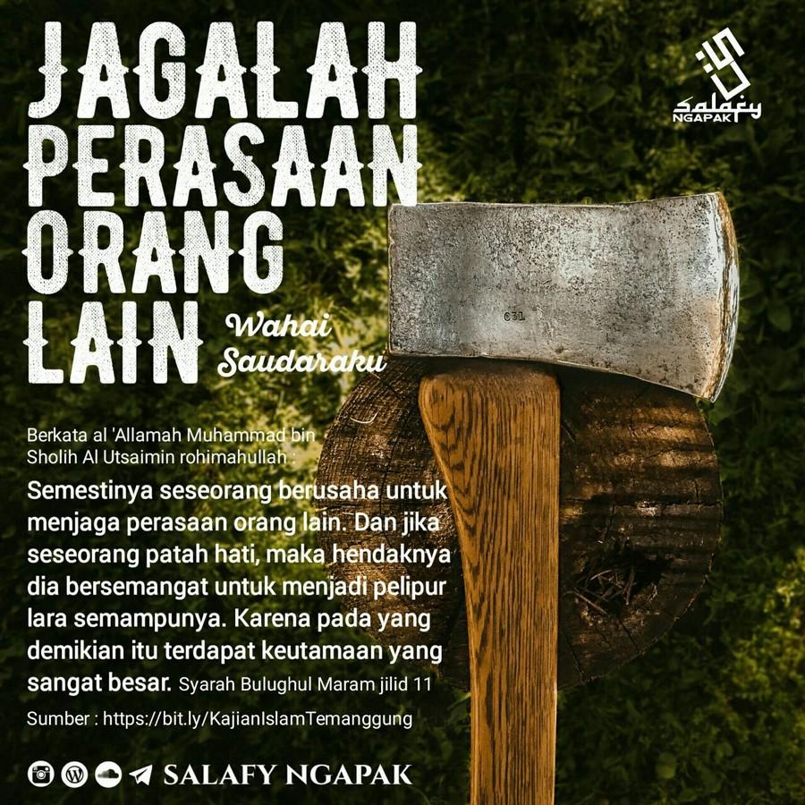 Poster Dakwah Salafy Ngapak 18