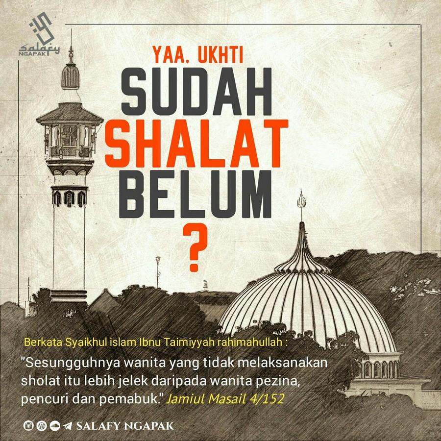 Poster Dakwah Salafy Ngapak 19