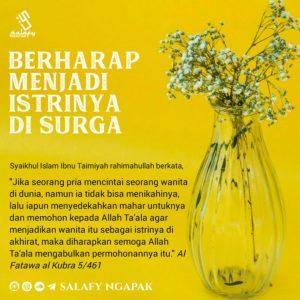 Poster Dakwah Salafy Ngapak 190
