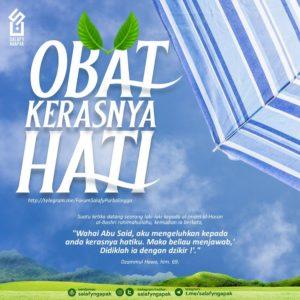 Poster Dakwah Salafy Ngapak 218