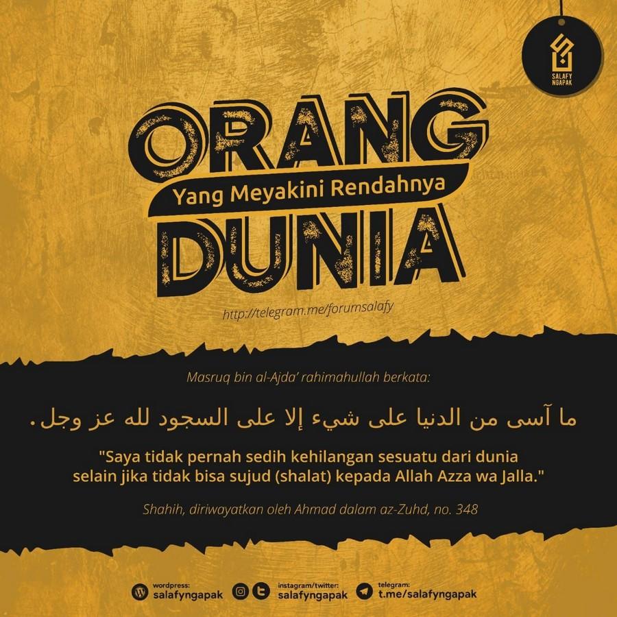 Poster Dakwah Salafy Ngapak 231