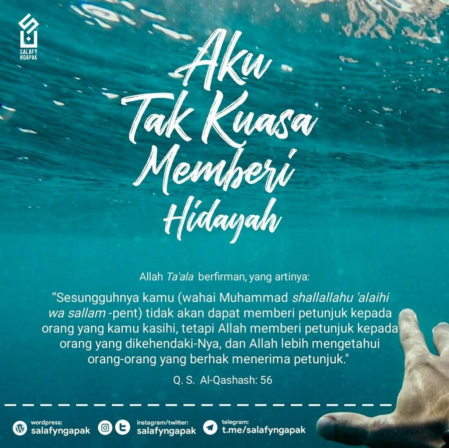Poster Dakwah Salafy Ngapak 235