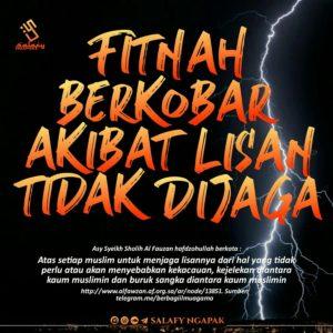 Poster Dakwah Salafy Ngapak 237