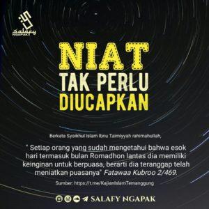 Poster Dakwah Salafy Ngapak 246