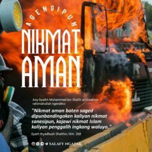Poster Dakwah Salafy Ngapak 251