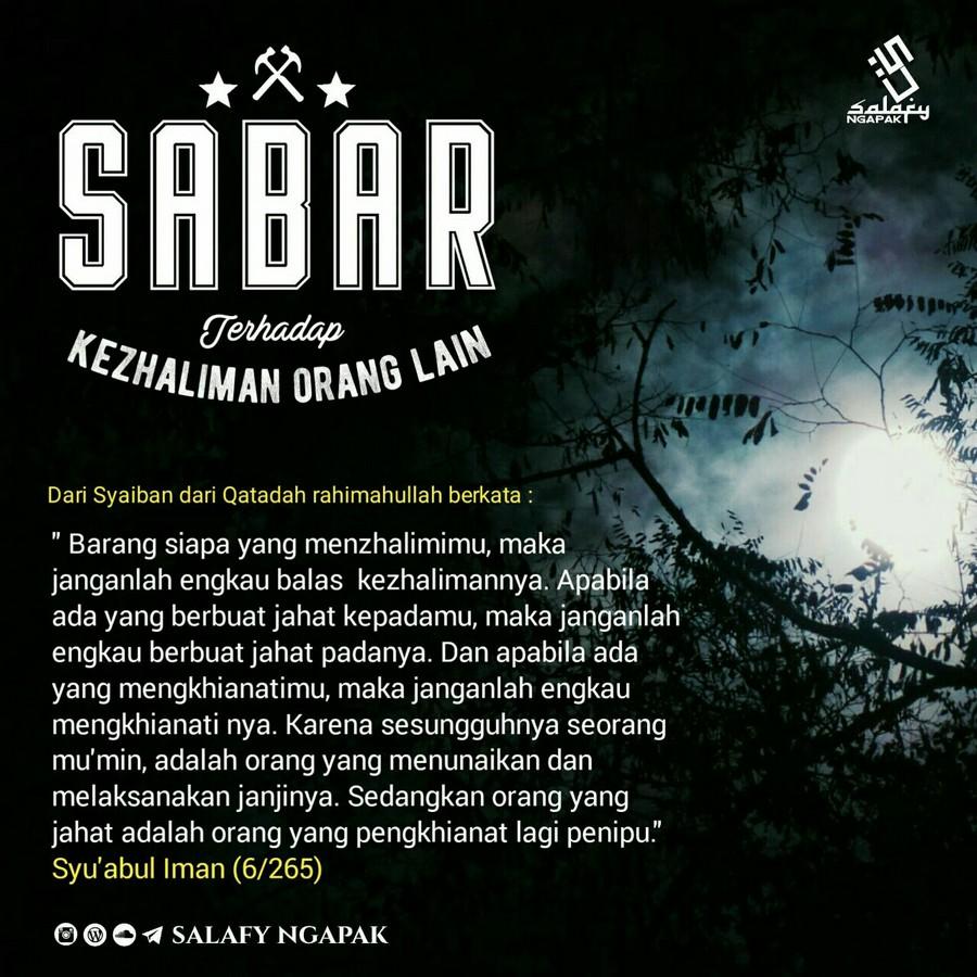 Poster Dakwah Salafy Ngapak 253