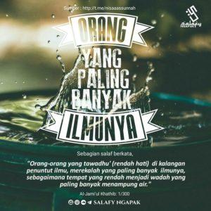 Poster Dakwah Salafy Ngapak 261