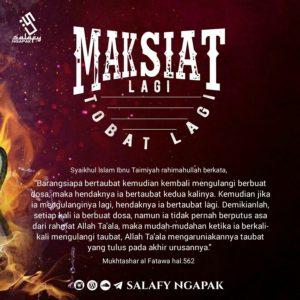 Poster Dakwah Salafy Ngapak 267
