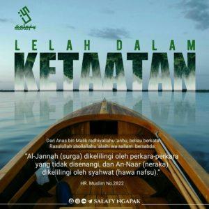 Poster Dakwah Salafy Ngapak 271