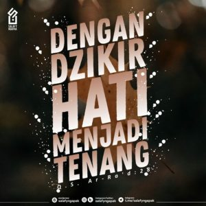 Poster Dakwah Salafy Ngapak 297