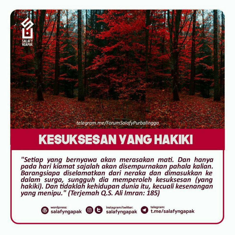Poster Dakwah Salafy Ngapak 335