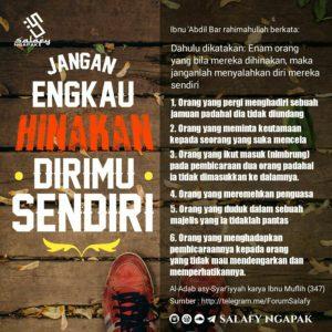 Poster Dakwah Salafy Ngapak 34