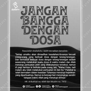 Poster Dakwah Salafy Ngapak 344